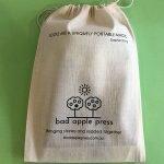 Bad Apple Press book bag